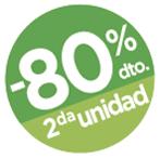 2do al 80%