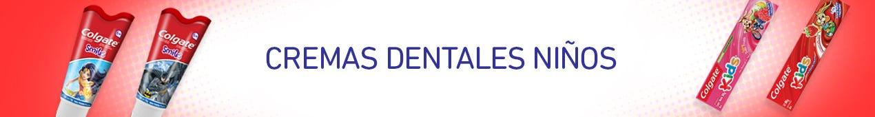 Cremas Dentales Niños