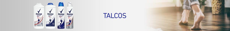 Talcos Corporales y Pedicos